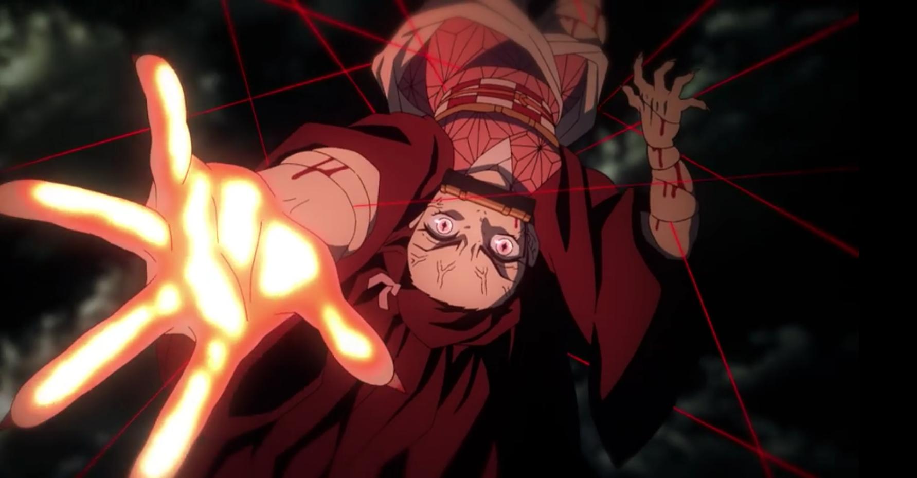 血鬼術「爆血(ばっけつ)」